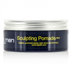 Men's Sculpting Pomade (Classic, Groomed Styles, High Shine and Firm Hold)