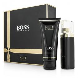 Boss Nuit Pour Femme Coffret: Eau De Parfum Spray 50ml/1.6oz + Body Lotion 100ml/3.3oz