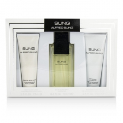 Sung Coffret: Eau De Toilette Spray 100ml/3.4oz + Body Lotion 75ml/2.5oz + Shower Gel 75ml/2.5oz