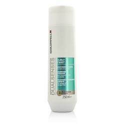 Dual Senses Curly Twist Moisturizing Shampoo (For Wavy or Curly Hair)