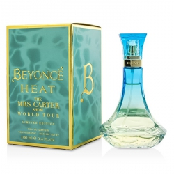 Heat The Mrs. Carter Show World Tour Eau De Parfum Spray (Limited Edition)