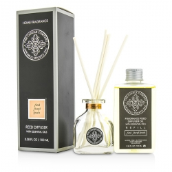 Reed Diffuser with Essential Oils - Sand Swept Peach