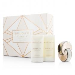 Omnia Crystalline Coffret: L'Eau De Parfum Spray 40ml/1.35oz + Bath & Shower Gel 75ml/2.5oz + Body Lotion 75ml/2.5oz