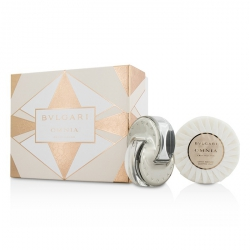 Omnia Crystalline Coffret: Eau De Toilette Spray 40ml/1.35oz + Scented Soap 150g/5.3oz