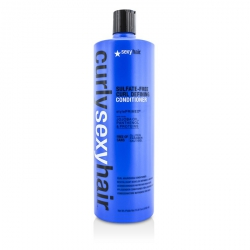 Curly Sexy Hair Sulfate-Free Curl Defining Conditioner (Curl Nourishing)