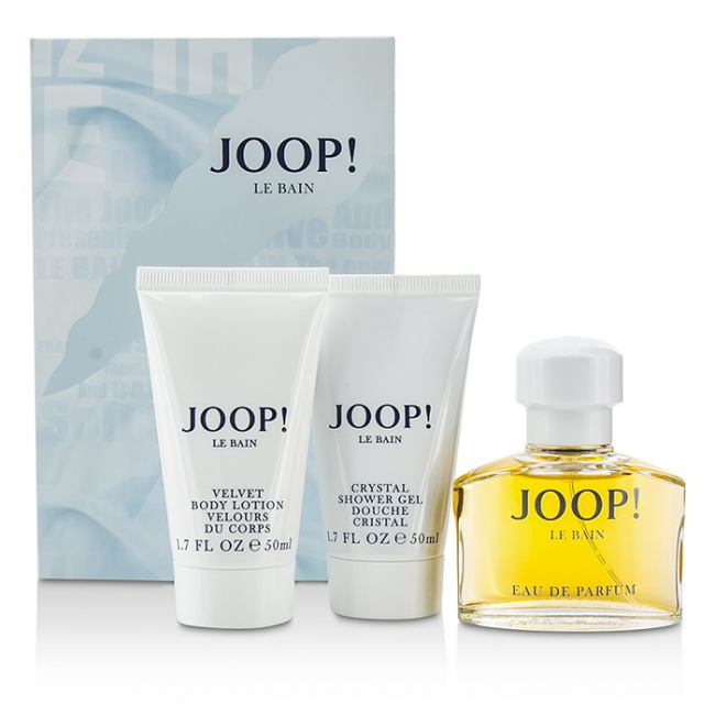 best prices new cheap buy online Joop Le Bain Coffret: Eau De Parfum Spray 40ml/1.35oz + Body Lotion  50ml/1.7oz + Shower Gel 50ml/1.7oz