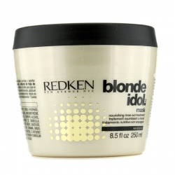 Blonde Idol Mask Nourishing Rinse-Out Treatment (For Damaged, Blonde Color-Treated Hair)