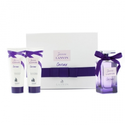 Jeanne Lanvin Couture Coffret: Eau De Parfum Spray 100ml/3.4oz + Body Lotion 100ml/3.3oz + Shower Gel 100ml/3.3oz