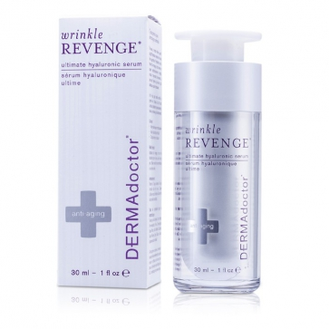Wrinkle Revenge Ultimate Hyaluronic Serum
