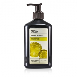 Mineral Botanic Velvet Body Lotion - Tropical Pineapple & White Peach