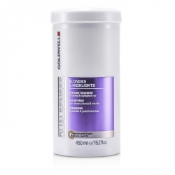 Dual Senses Blondes & Highlights Intensive Treatment - For Blonde & Highlighted Hair (Salon Product)