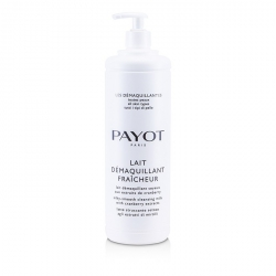Les Demaquillantes Lait Demaquillant Fraicheur Silky-Smooth Cleansing Milk - For All Skin Types (Salon Size)