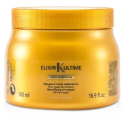 Elixir Ultime Oleo-Complexe Beautifying Oil Masque (For All Hair Types)