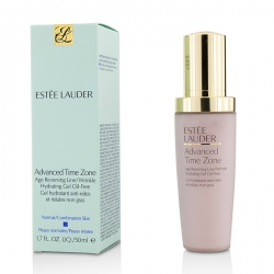 Advanced Time Zone Age Reversing Line/ Wrinkle Hydrating Gel Oil-Free (Normal/ Combination Skin)