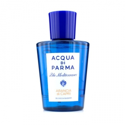 Blu Mediterraneo Arancia Di Capri Relaxing Shower Gel (New Packaging)