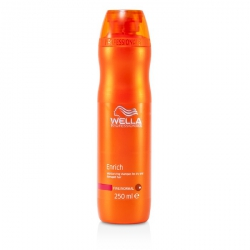 Enrich Moisturizing Shampoo For Dry & Damaged Hair (Fine/Normal)