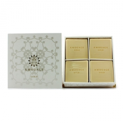 Gold Perfumed Soap