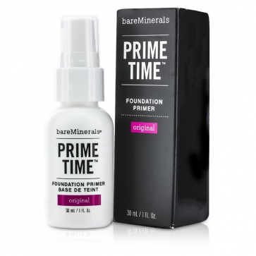 BareMinerals Prime Time Original Foundation Primer (Box Slightly Damaged)