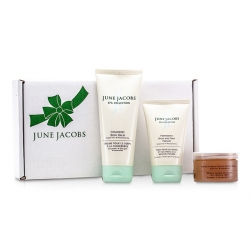 At Home Spa Kit: Peeling Masque + Hand & Foot Therapy + Body Balm