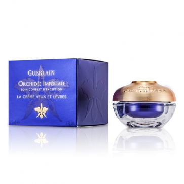 Orchidee Imperiale Exceptional Complete Care Крем для Губ и Глаз