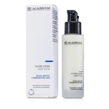 100% Hydraderm Fluide Leger Light Fluid Moisture Freshness