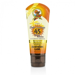 Sheer Coverage Faces Sunscreen SPF 45 With Instant Bronzer