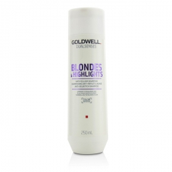 Dual Senses Blondes & Highlights Anti-Yellow Shampoo (Luminosity For Blonde Hair)