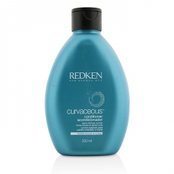 Curvaceous Conditioner - Leave-In/Rinse-Out (For Loose Waves to Spiral Curls)