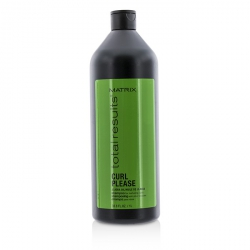 Total Results Curl Please Jojoba Oil Shampoo (For Nurturing Curls)
