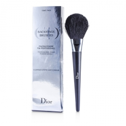 Backstage Brushes Professional Finish Powder Foundation Brush (Light Coverage)