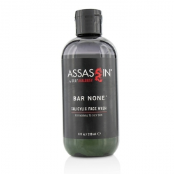 Assassin Bar None Salicylic Face Wash