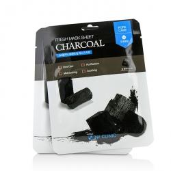 Mask Sheet - Charcoal