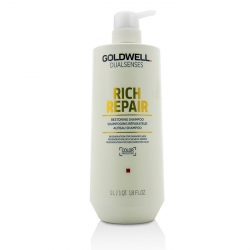 Dual Senses Rich Repair Restoring Shampoo (Regeneration For Damaged Hair)
