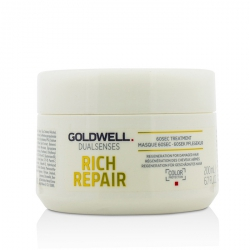 Dual Senses Rich Repair 60Sec Treatment (Regeneration For Damaged Hair)