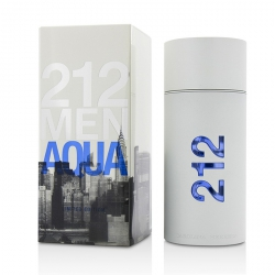212 Aqua Eau De Toilette Spray (Limited Edition)