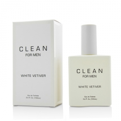 White Vetiver Eau De Toilette Spray