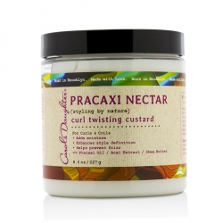 Pracaxi Nectar Curl Twisting Custard (For Curls & Coils)
