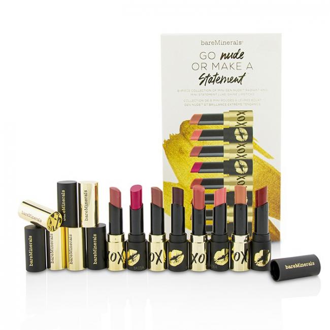 bareMinerals Makeup | Gen Nude Radiant Lipstick Mantra