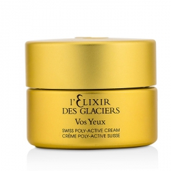 Elixir des Glaciers Vos Yeux Swiss Poly-Active Eye Regenerating Cream (New Packaging) (Unboxed)