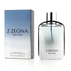 Z Zegna New York Eau De Toilette Spray