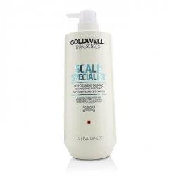 Dual Senses Scalp Specialist Deep Cleansing Shampoo (Cleansing For All Hair Types)