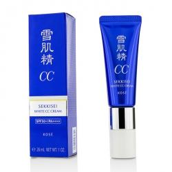 Sekkisei White CC Cream SPF50+ PA++++ - # 02 Ochre