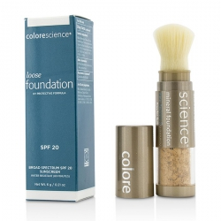 Loose Mineral Foundation Brush SPF20