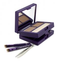 Brow Box: Eyebrow Powder + Wax + Tools