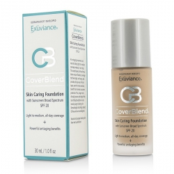 CoverBlend Skin Caring Foundation SPF20