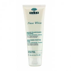 Nuxe White Brightening Purifying Foam