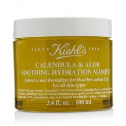 Calendula & Aloe Успокаивающая Увлажняющая Маска - для Всех Типов Кожи