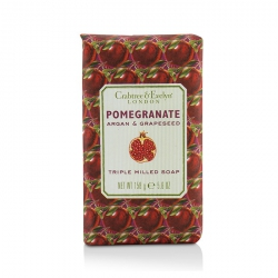 Pomegranate, Argan & Grapeseed Triple Milled Soap