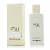 Emporio Armani Because It's You Sensual Perfumed Body Lotion