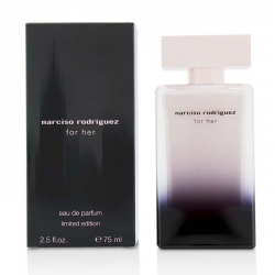 For Her Eau De Parfum Spray (Limited Edition)
